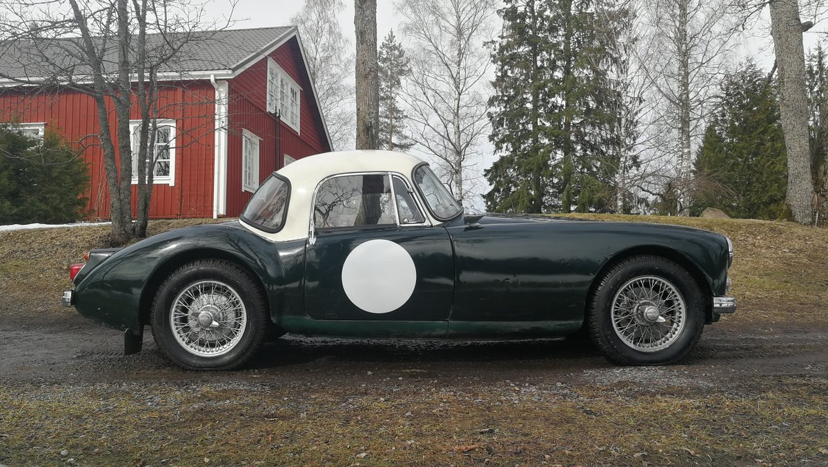 1960 MG MGA Coupe  For Sale (picture 3 of 5)