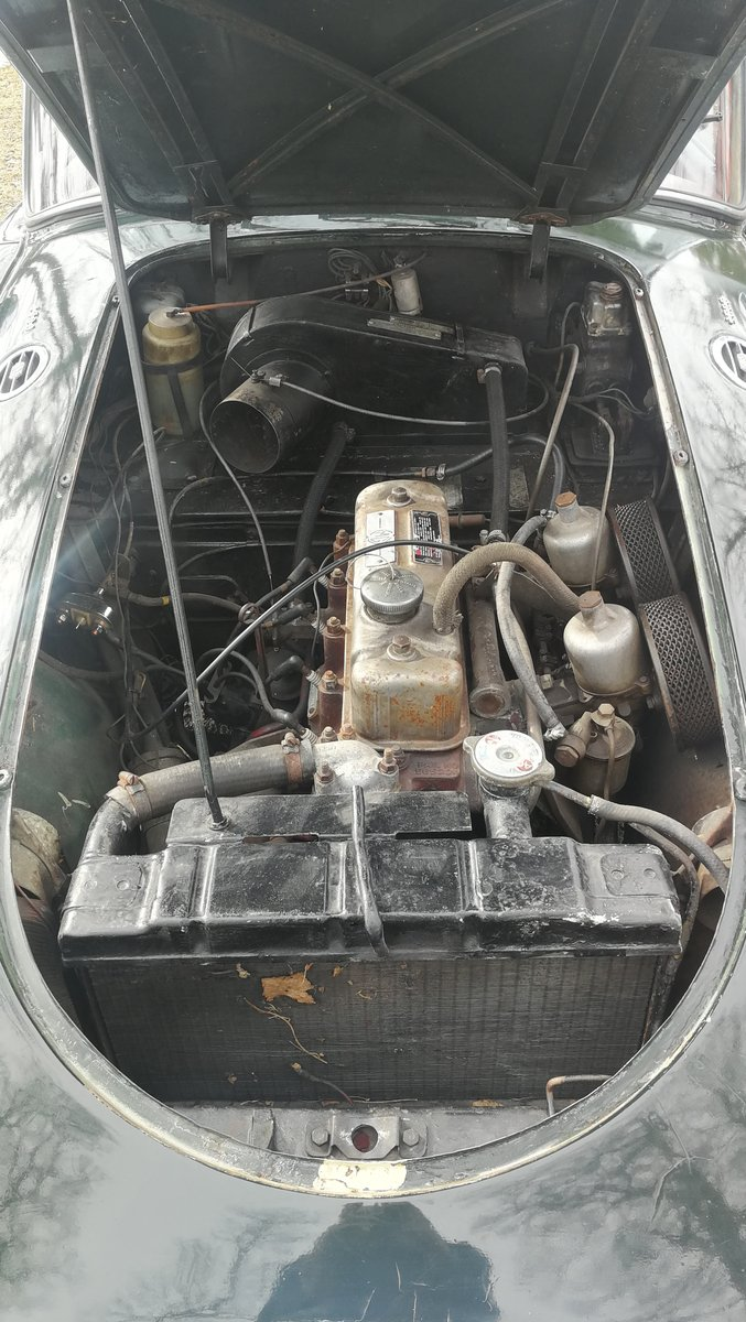 1960 MG MGA Coupe  For Sale (picture 5 of 5)