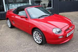 2001 MGF TROPHY 160,STUNNING,61K,NEW HEADGASKET,BELT & PUMP SOLD