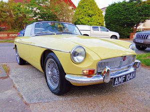 1969 MGB Roadster For Sale