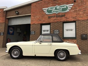 Picture of 1969 MG Midget, 17900 miles from new SOLD