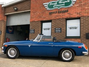 Picture of 1971 MGB Roadster LHD, ex Colorado car, very solid SOLD