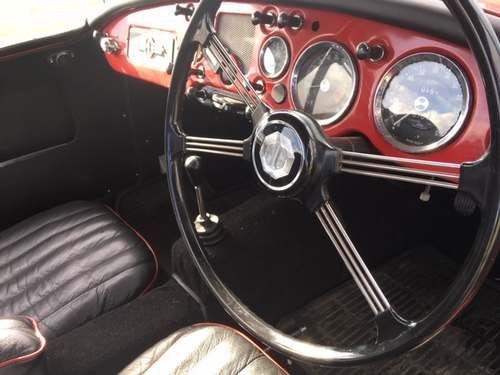 1960 MG A at Morris Leslie Classic Vehicle Auction 25th May SOLD by Auction (picture 4 of 6)