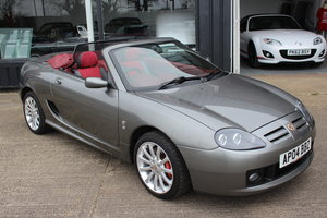 2004 MG TF 160, ONLY 7000!!!!!! ,RARE INTERIOR,GREAT HISTORY SOLD