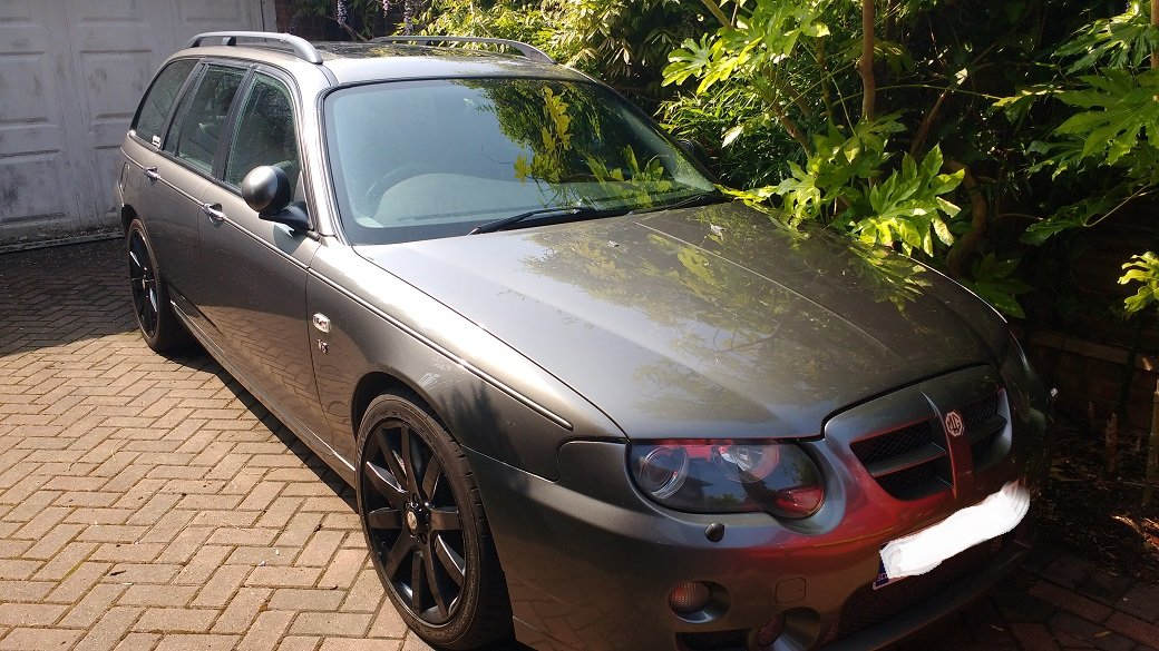 MG ZT-T 260 SE V8 Supercharged 420 Bhp Estate 2004 For Sale (picture 1 of 6)