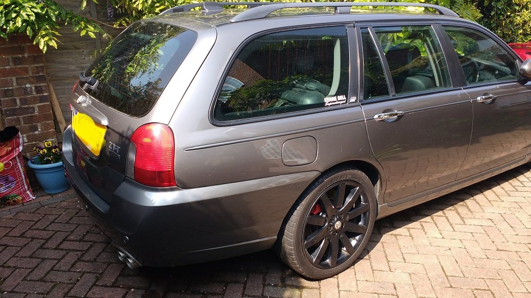MG ZT-T 260 SE V8 Supercharged 420 Bhp Estate 2004 For Sale (picture 2 of 6)