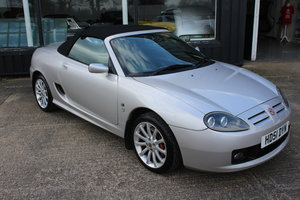 2002 MG TF 160,TT EXHAUST,REMAP,GLASS WINDOW,49000 MILES,RAC SOLD