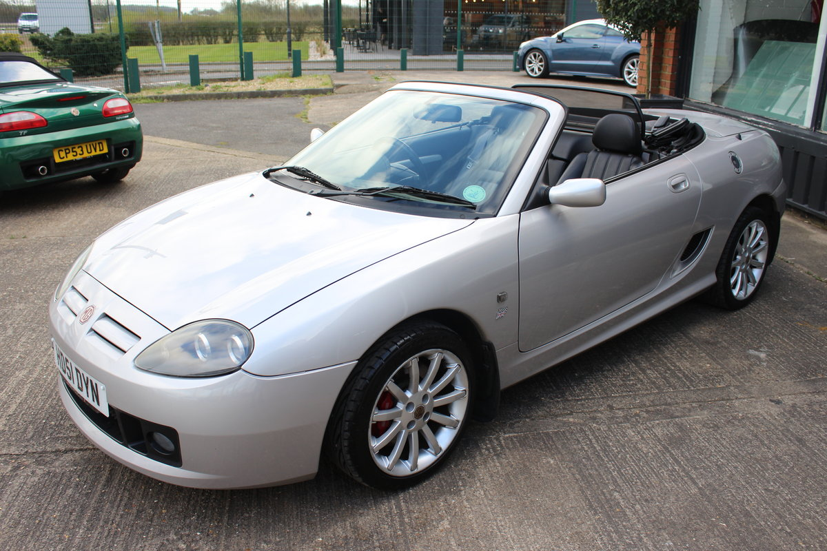 2002 MG TF 160,TT EXHAUST,REMAP,GLASS WINDOW,49000 MILES,RAC SOLD (picture 6 of 6)