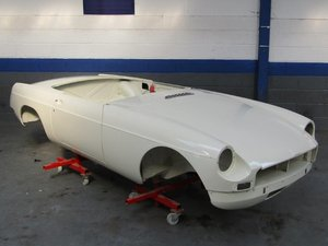1963 MG B Roadster British Motor bodyshell at ACA 13th April For Sale