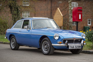 1974 MGB GT V8 - Fully Restored - on The Market SOLD by Auction