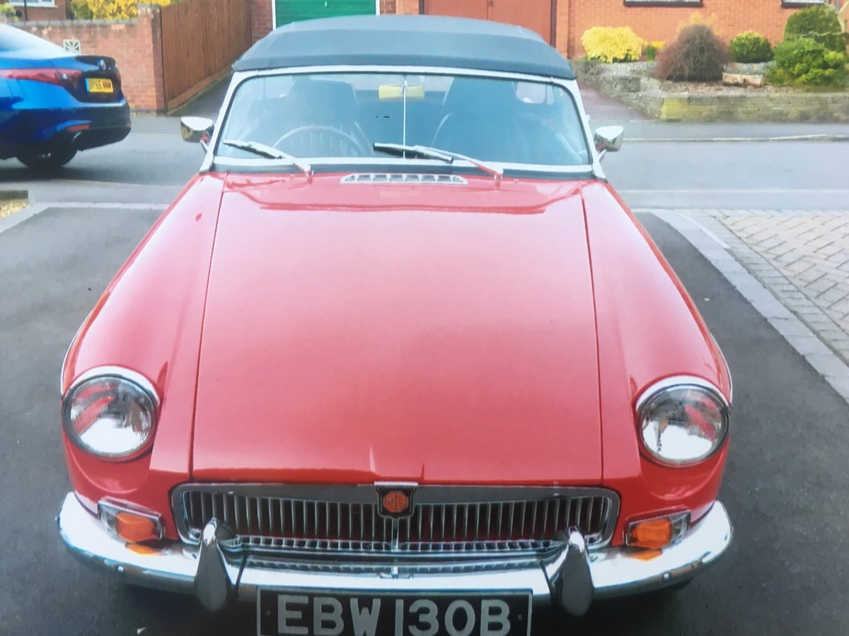 MGB Roadster 1963 For Sale (picture 4 of 6)