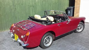 Good condition low mileage 1974 MG Midget