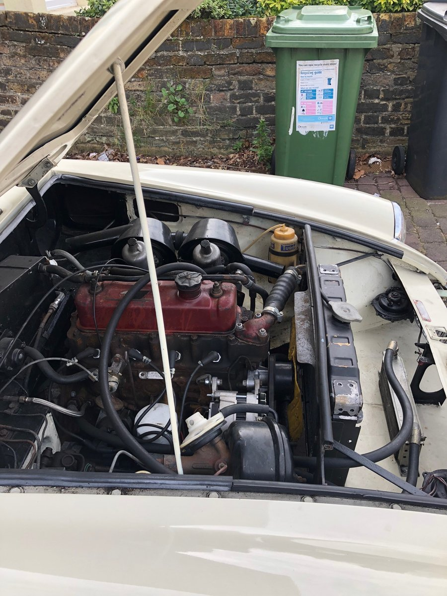 MGB Roadster 1970 For Sale (picture 6 of 6)