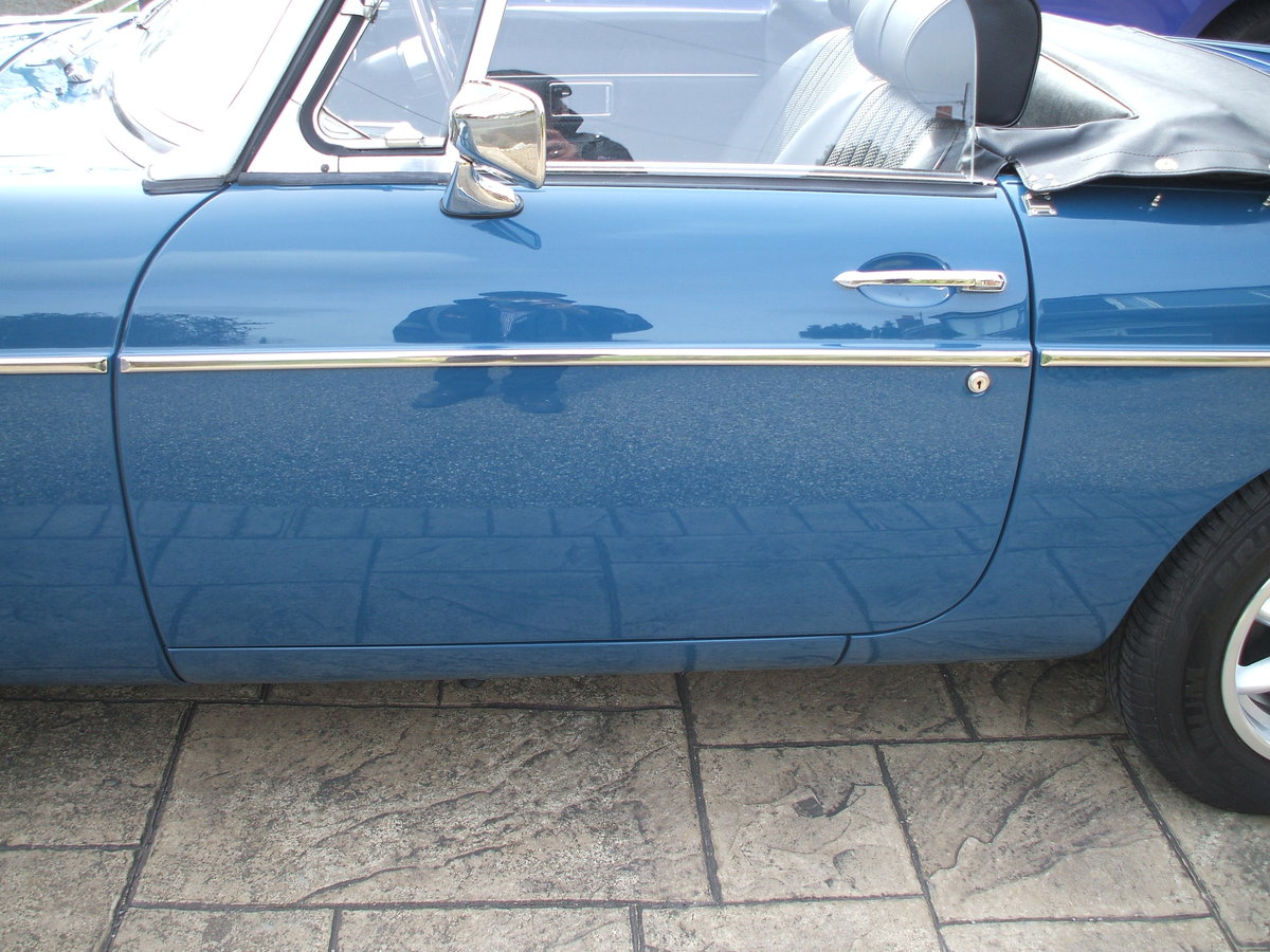 1973 MGB Roadster For Sale SOLD (picture 4 of 6)
