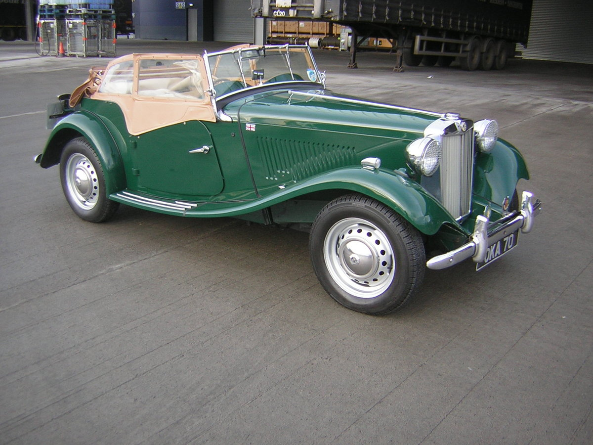 1953  MG 1250 sports For Sale (picture 1 of 6)