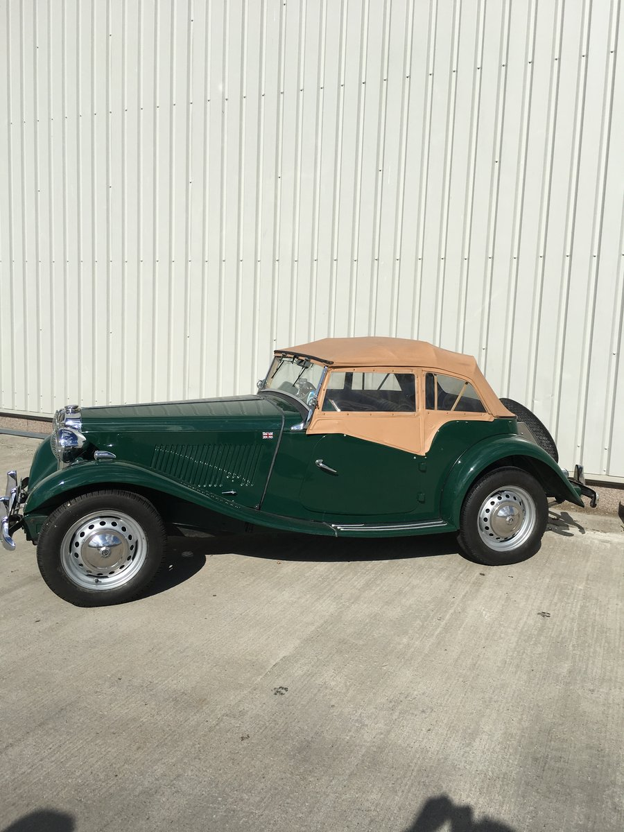 1953  MG 1250 sports For Sale (picture 2 of 6)