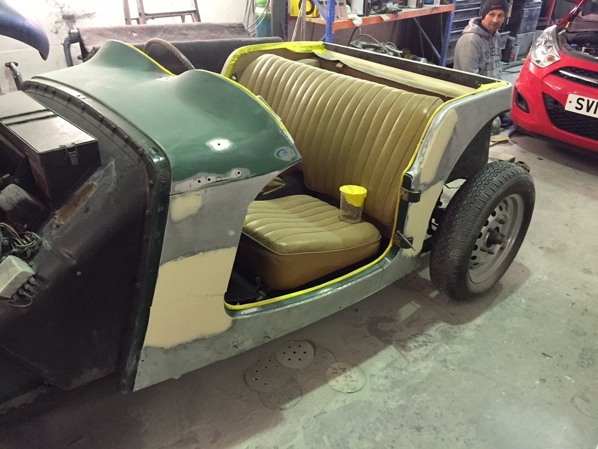 1953  MG 1250 sports For Sale (picture 3 of 6)