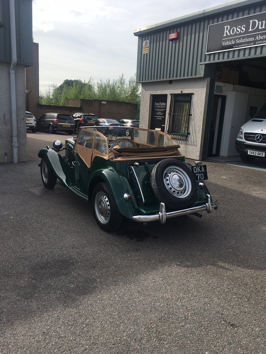 1953  MG 1250 sports For Sale (picture 5 of 6)