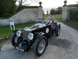 MG TB 1939 K3 Body FIVA Papers Mille Miglia SOLD