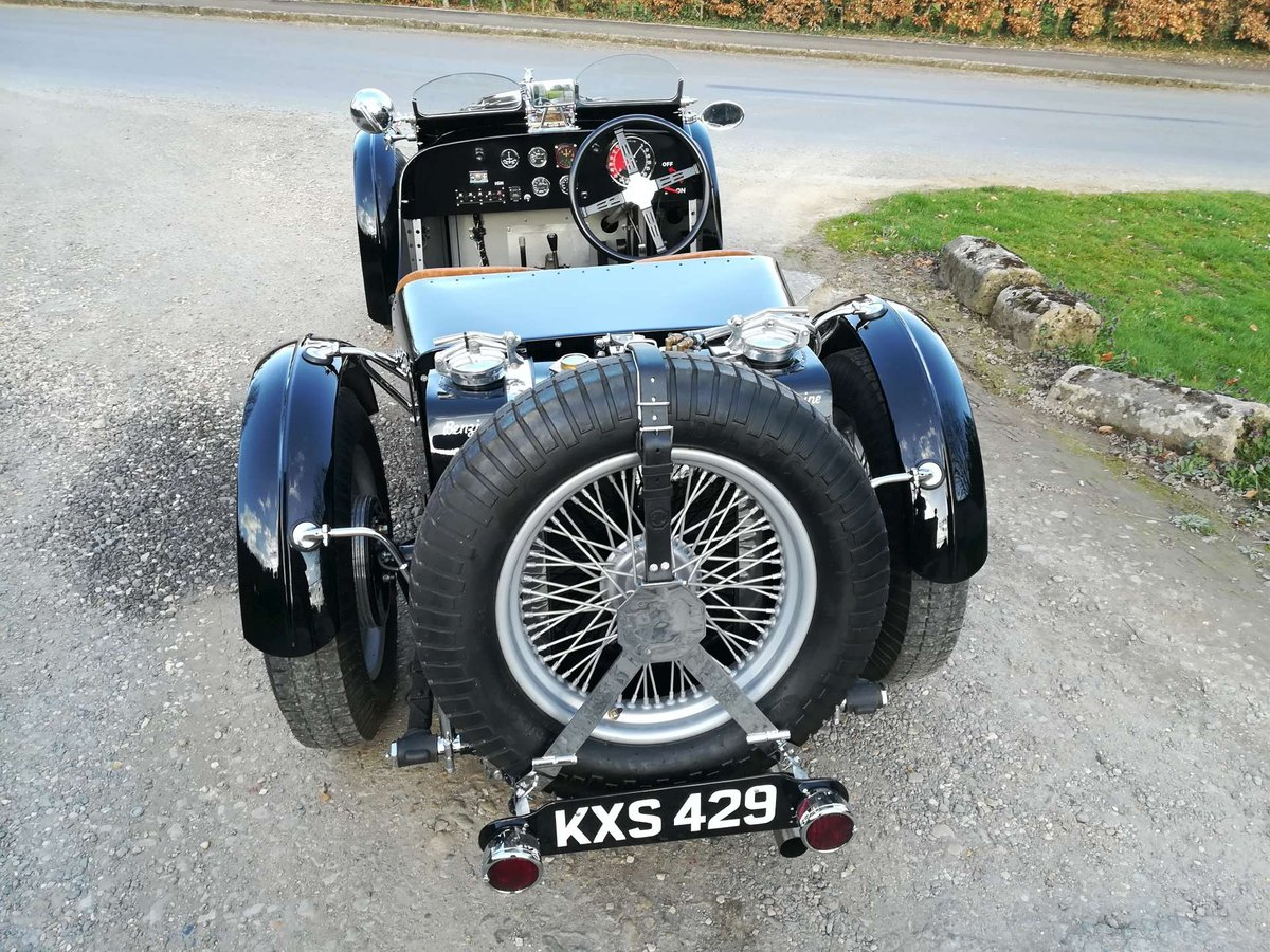 MG TB 1939 K3 Body FIVA Papers Mille Miglia SOLD (picture 3 of 6)
