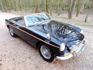 MGB Roadster 1969 Older Restoration  For Sale