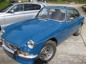 1971 MGB GT V8 efi Massive Spec For Sale