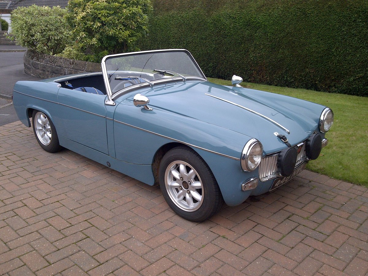 MG Midget 1962 Mk1 948cc For Sale (picture 1 of 6)