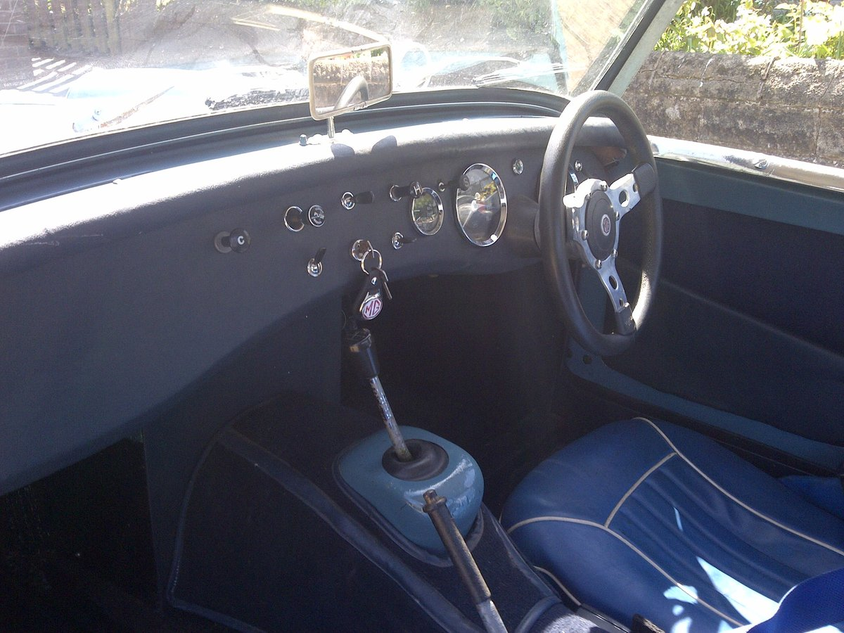 MG Midget 1962 Mk1 948cc For Sale (picture 6 of 6)