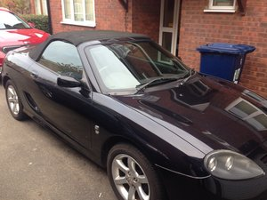 2004 MG1.8TF Black for sale For Sale