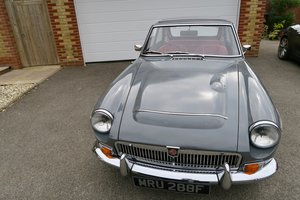 1968 MGC GT Automatic -Reduced price For Sale