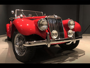 Beautiful 1954 MG TF 1500 For Sale
