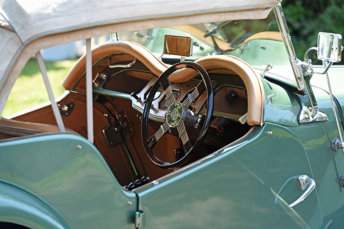 1954 Vintage MG TF Roadster For Sale (picture 5 of 6)