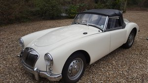 1959 MGA ROADSTER RHD HOME MARKET CAR For Sale