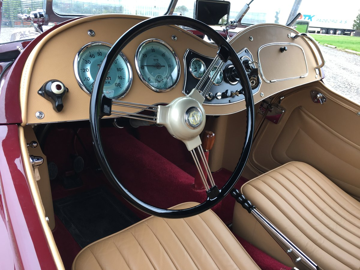 1952 MG TD - truly stunning SOLD (picture 5 of 6)