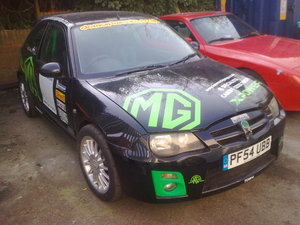 2004 MG ZR TRACK DAY CAR For Sale