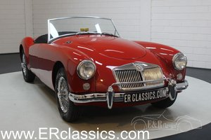 MGA 1500 Cabriolet 1958 top condition For Sale