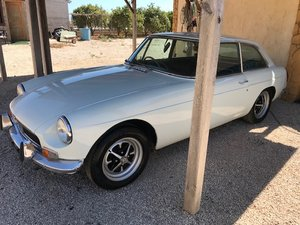 1973 MG BGT COUPE OVERDRIVE For Sale
