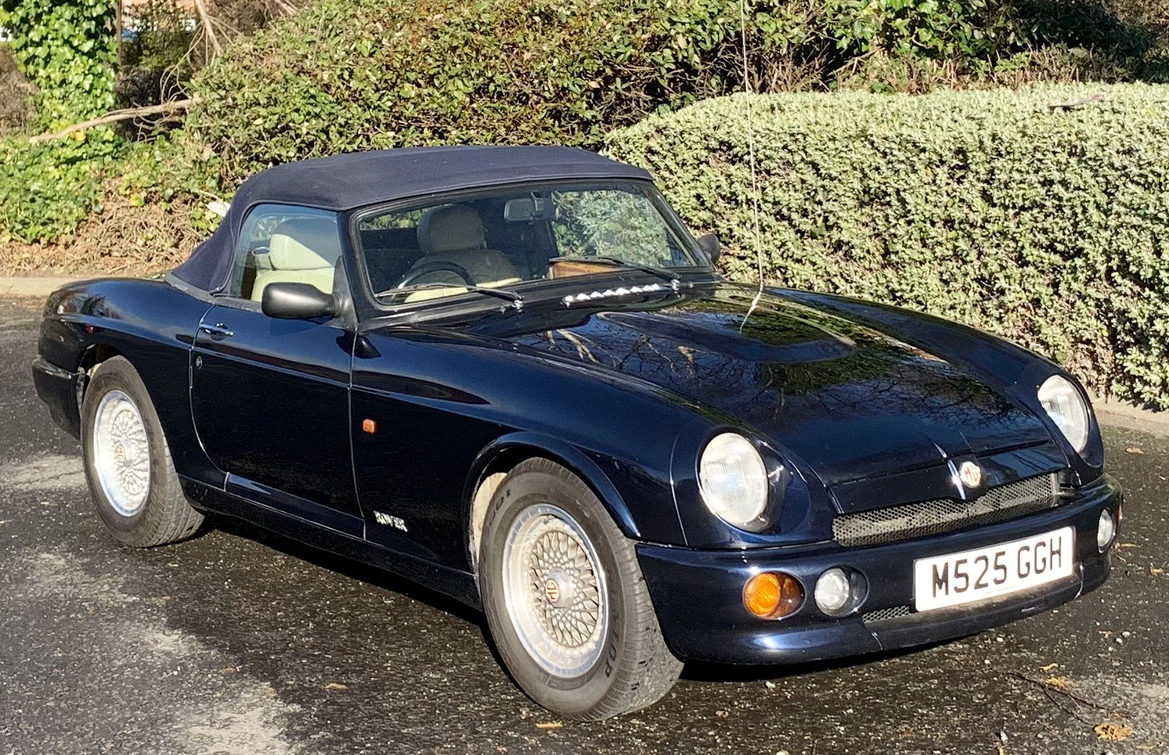 1995 1 of only 258 oxford blue examples For Sale (picture 1 of 6)