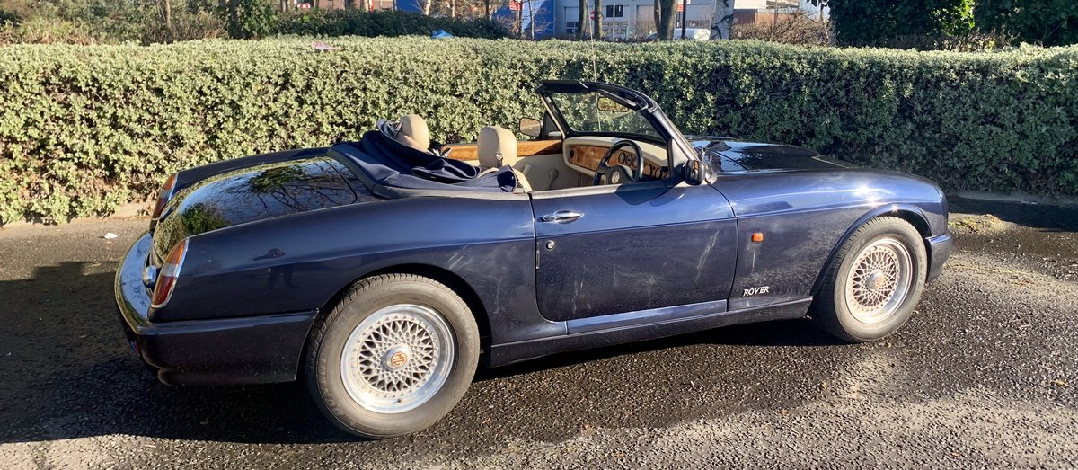 1995 1 of only 258 oxford blue examples For Sale (picture 2 of 6)
