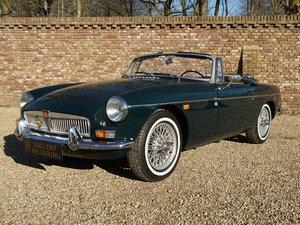 1969 MG B Roadster 5-speed, fully restored condition! For Sale