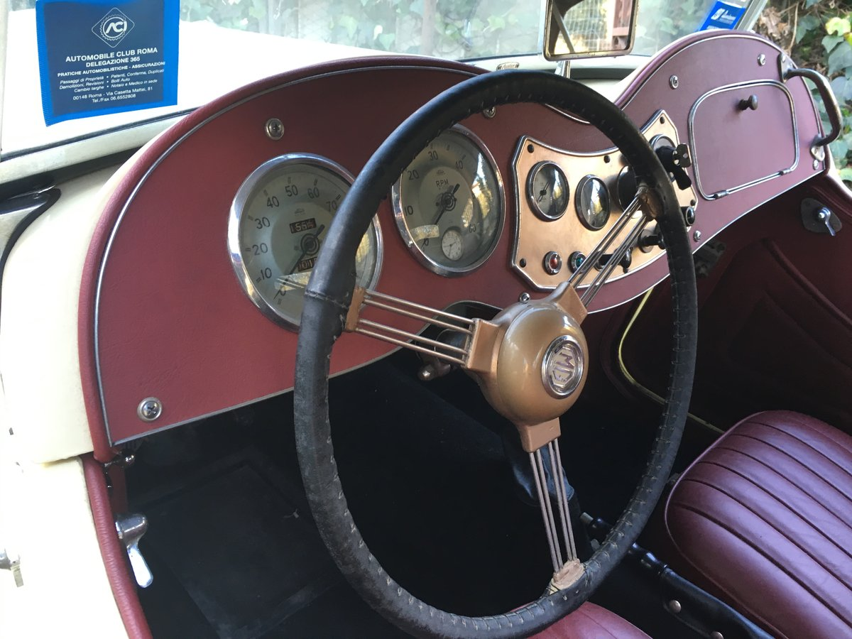 1951 mg td total and professional restoration For Sale (picture 5 of 6)
