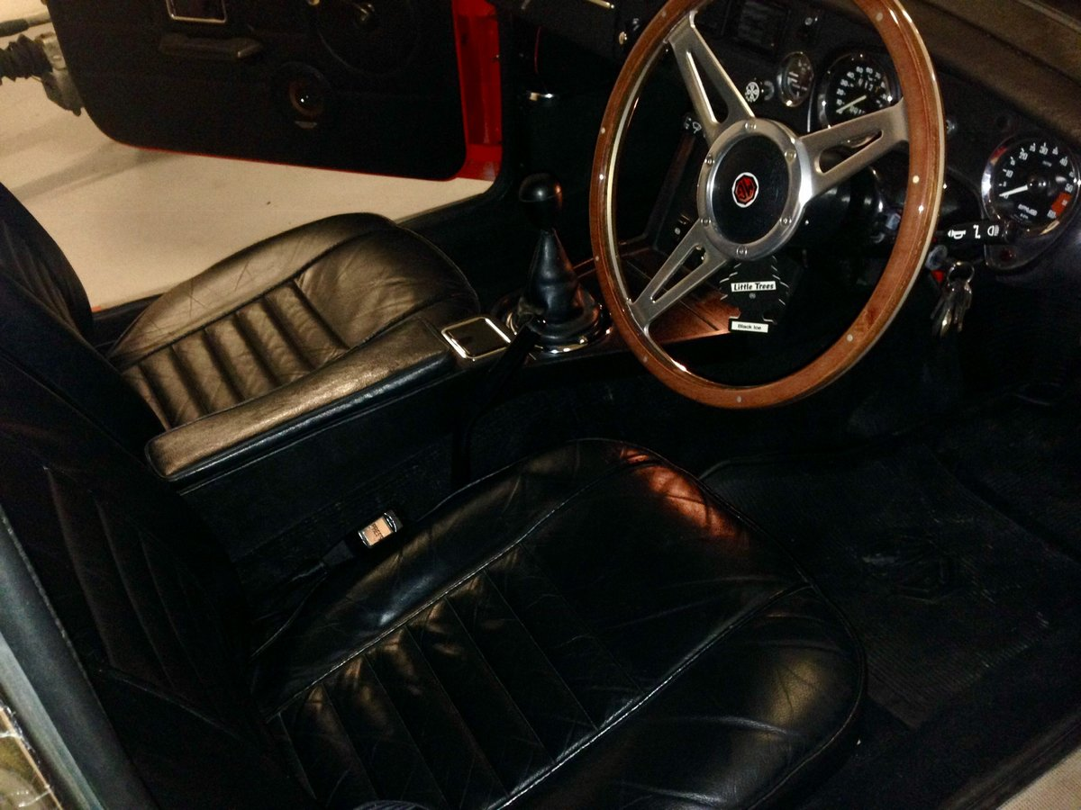 1978 Stunning MGB GT V8 (NOW SOLD) SOLD (picture 5 of 6)