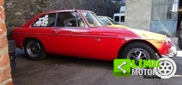 1971 MG B GT COUPE' For Sale (picture 2 of 6)