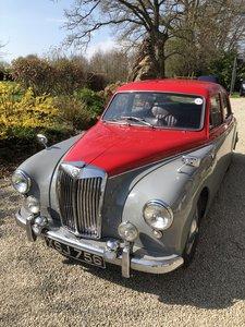 1957 MG Magnette ZB Varitone  £6,800
