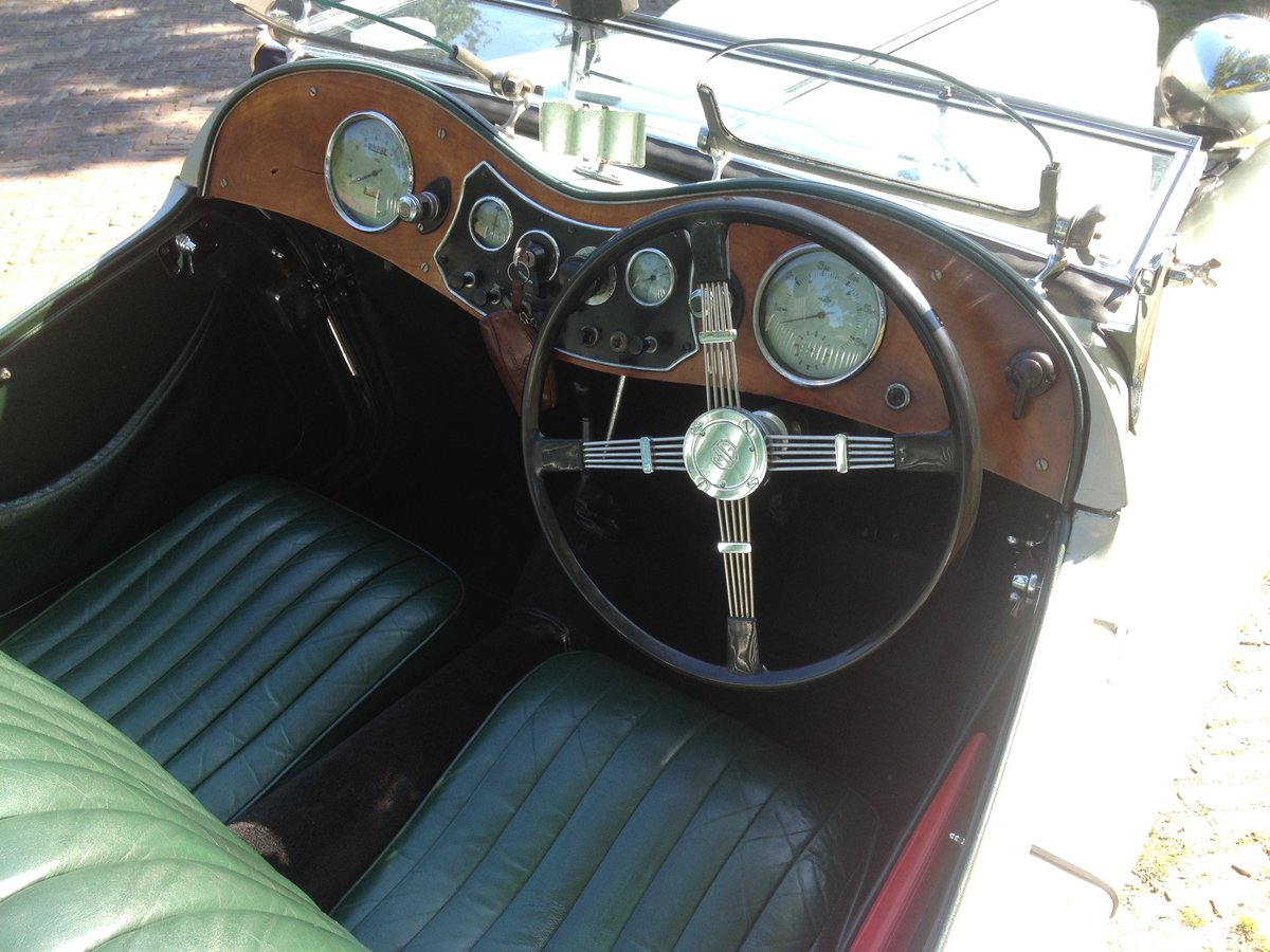 1947 MG TC - Older restoration For Sale (picture 1 of 6)