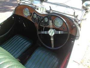 1947 MG TC - Older restoration For Sale