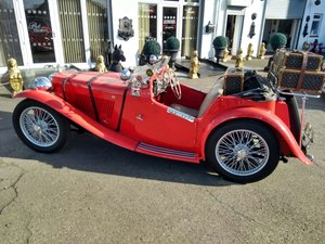 1988 Collector Reducing Collection a lovely 1938 MG TA