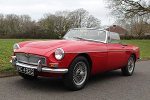 MG C Roadster Auto 1968 - To be auctioned 26-04-19 For Sale by Auction