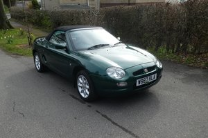 MG MGF 2000 - To be auctioned 26-04-19