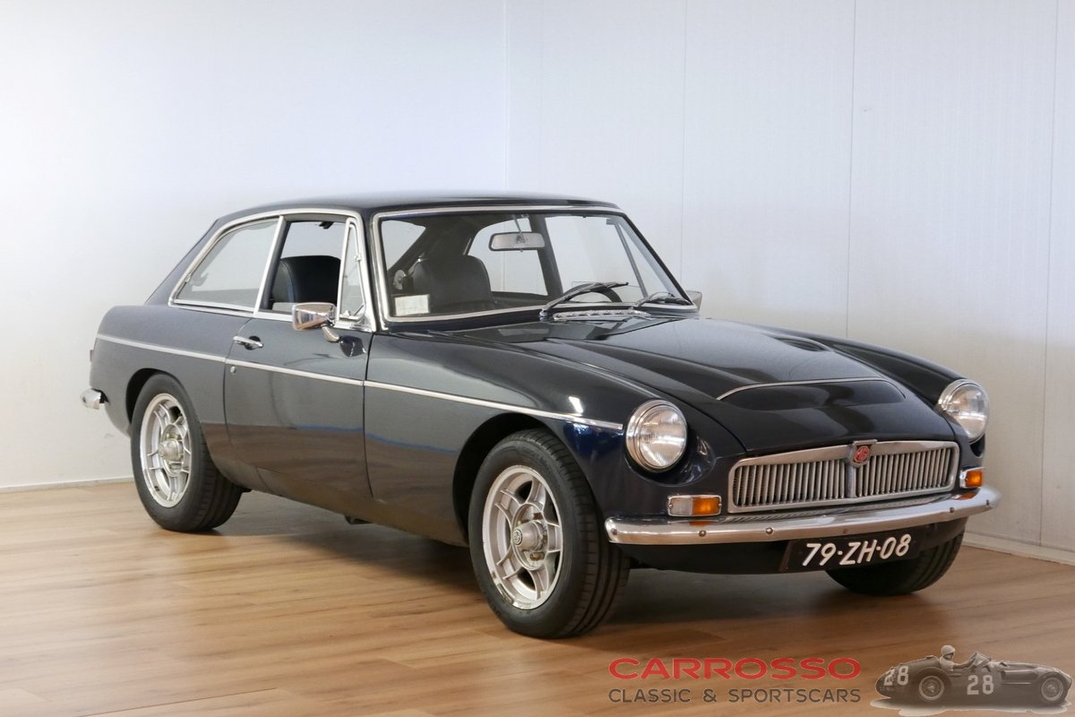 1969 MG C GT in Original condition For Sale (picture 1 of 6)